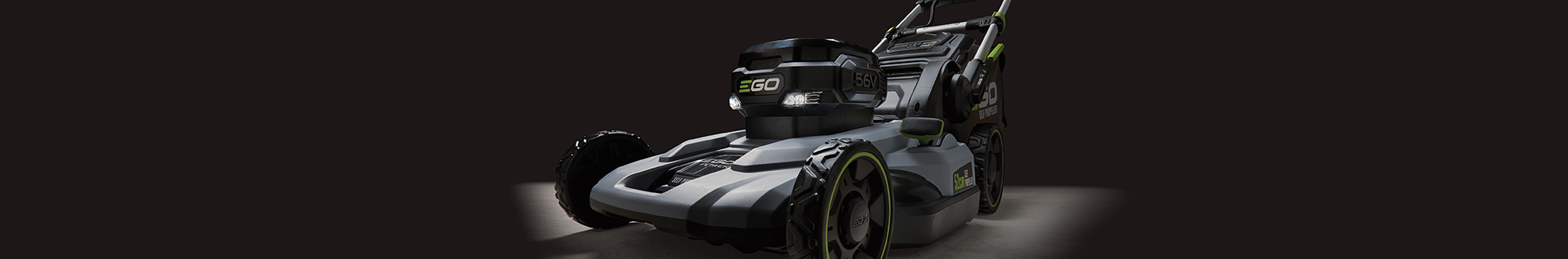 Ego Power Plus - Ego Power+ Mowers